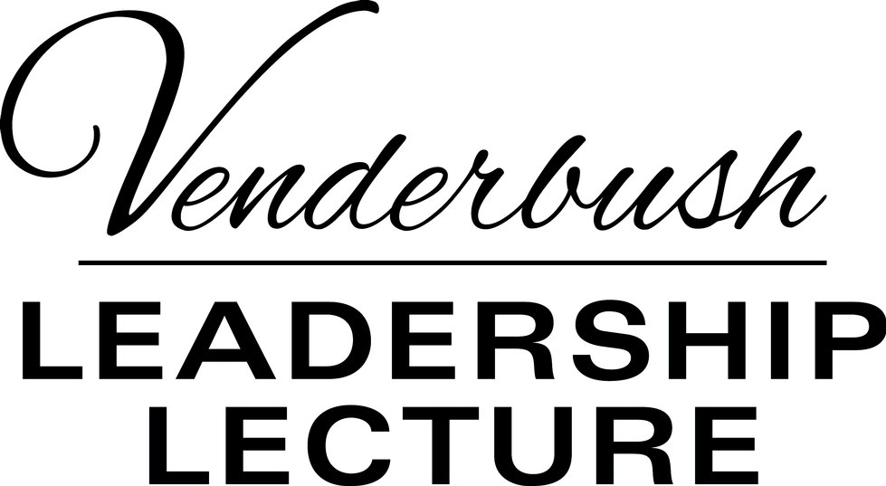Venderbush Leadership Lecture